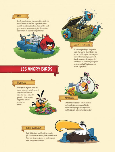 Page 4 Angry Birds tome 5