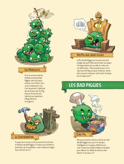 Page 5 Angry Birds tome 5
