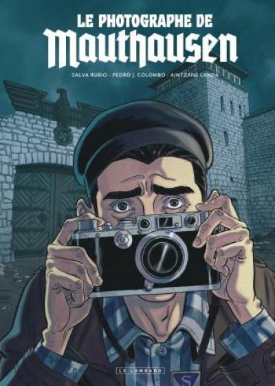 Couverture Le photographe de Mauthausen