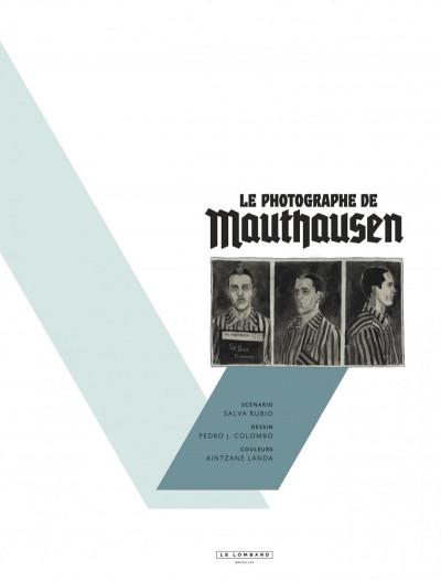 Page 2 Le photographe de Mauthausen