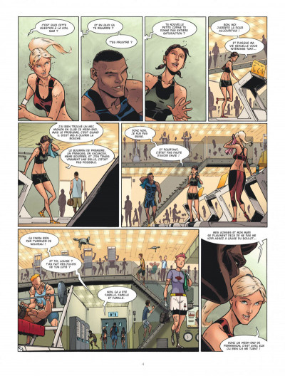Page 4 Drones tome 1
