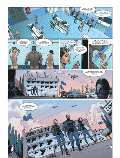 Page 5 Drones tome 1