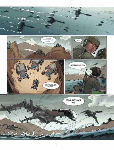 Page 7 Drones tome 1