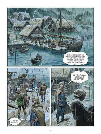 Page 3 Les mondes de Thorgal - Louve tome 5