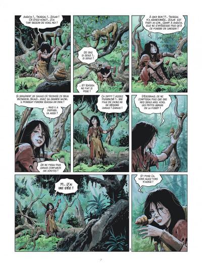 Page 7 Les mondes de Thorgal - Louve tome 5