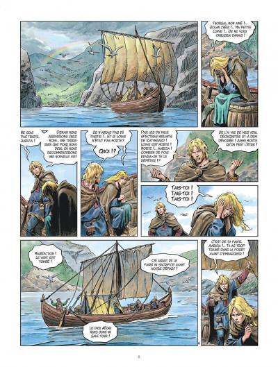 Page 8 Les mondes de Thorgal - Louve tome 5