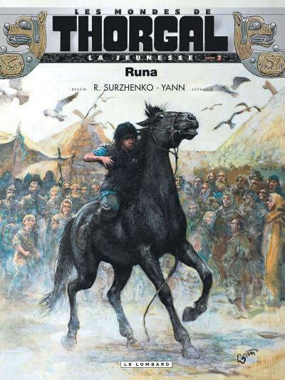 image de Les mondes de Thorgal - la jeunesse de Thorgal tome 3 - Runa