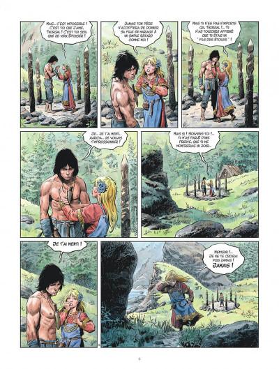 Page 6 Les mondes de Thorgal - la jeunesse de Thorgal tome 3