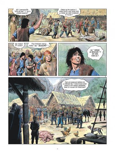 Page 9 Les mondes de Thorgal - la jeunesse de Thorgal tome 3