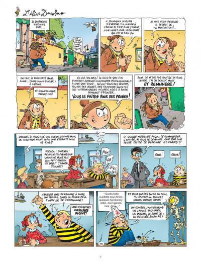 Page 3 L'élève Ducobu tome 21 - In-cu-ra-ble !