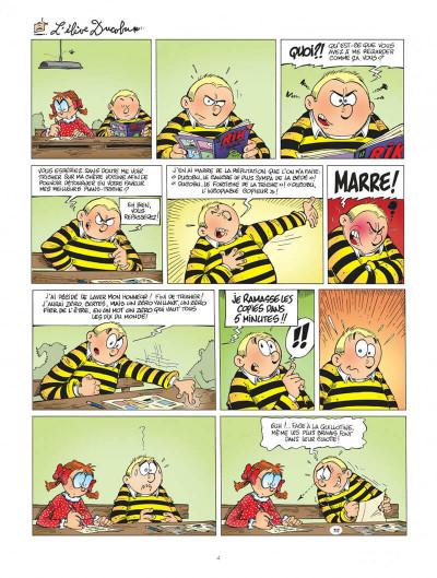 Page 4 L'élève Ducobu tome 21 - In-cu-ra-ble !