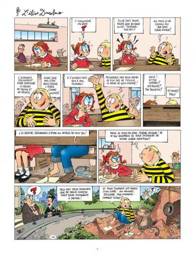 Page 5 L'élève Ducobu tome 21 - In-cu-ra-ble !