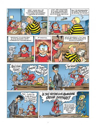 Page 7 L'élève Ducobu tome 21 - In-cu-ra-ble !