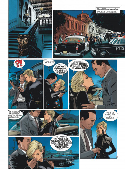 Page 3 Miss Octobre tome 4