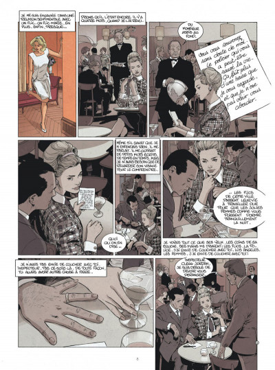 Page 8 Miss Octobre tome 4