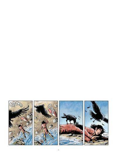 Page 3 Les mondes de Thorgal - Kriss de Valnor tome 6