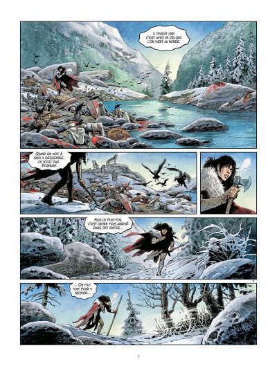 Page 4 Les mondes de Thorgal - Kriss de Valnor tome 6