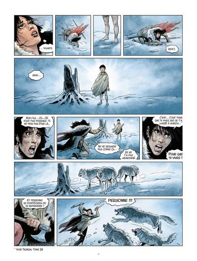 Page 5 Les mondes de Thorgal - Kriss de Valnor tome 6