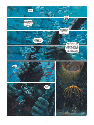 Page 5 Thorgal tome 35