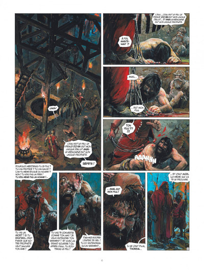 Page 6 Thorgal tome 35