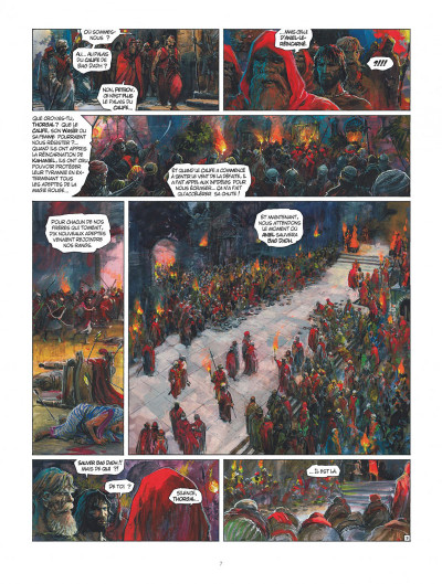 Page 7 Thorgal tome 35