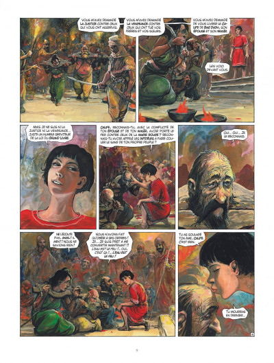 Page 9 Thorgal tome 35
