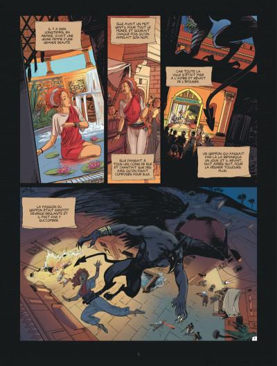 Page 3 Les mille et autres nuits tome 1 - jaisalmer