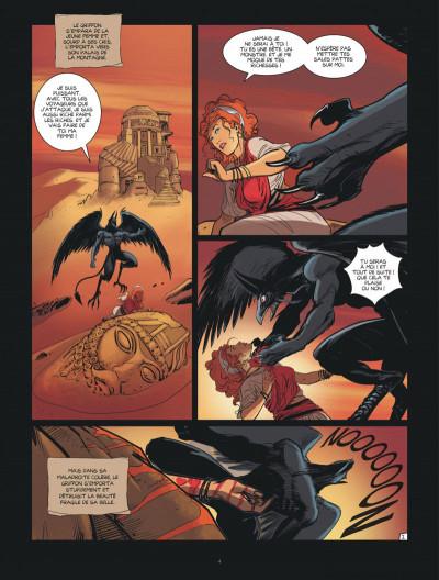Page 4 Les mille et autres nuits tome 1 - jaisalmer