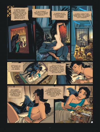 Page 6 Les mille et autres nuits tome 1 - jaisalmer