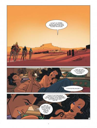 Page 8 Les mille et autres nuits tome 1 - jaisalmer