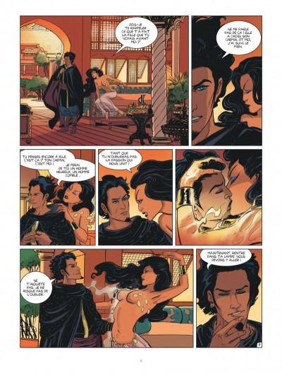 Page 9 Les mille et autres nuits tome 1 - jaisalmer