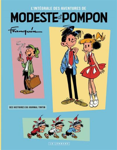 image de Modeste et Pompon intégrale