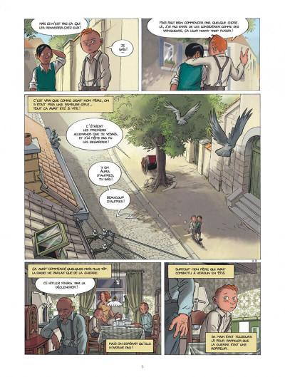 Page 5 Les enfants de la résistance tome 1
