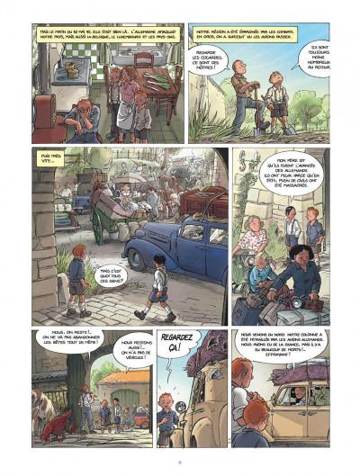 Page 6 Les enfants de la résistance tome 1
