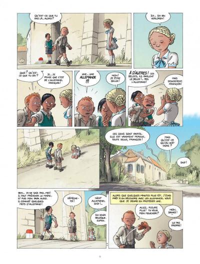 Page 9 Les enfants de la résistance tome 1
