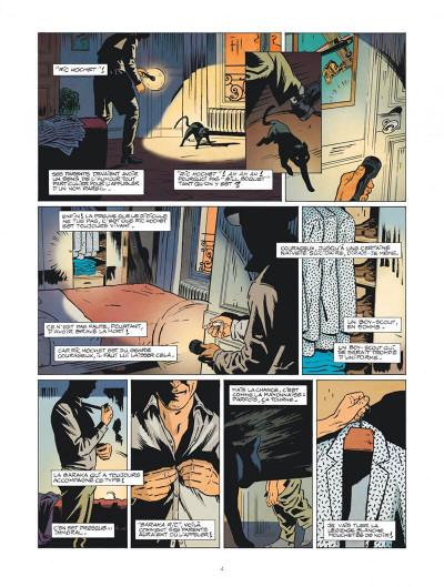 Page 4 Les nouvelles enquêtes de Ric Hochet tome 1 - Rip Ric