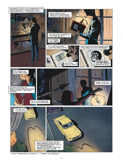 Page 5 Les nouvelles enquêtes de Ric Hochet tome 1 - Rip Ric