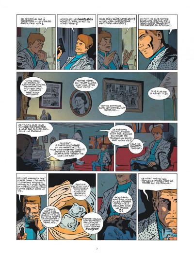 Page 7 Les nouvelles enquêtes de Ric Hochet tome 1 - Rip Ric