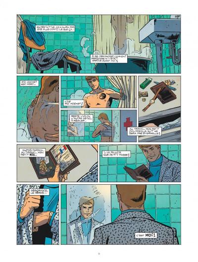 Page 9 Les nouvelles enquêtes de Ric Hochet tome 1 - Rip Ric