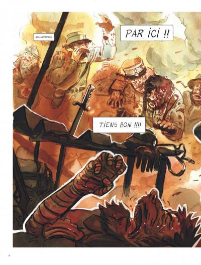 Page 6 Le chant du cygne tome 2