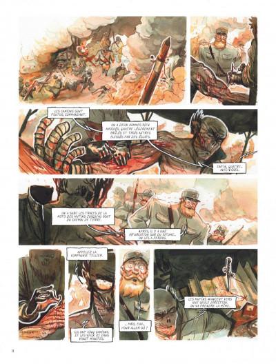 Page 8 Le chant du cygne tome 2