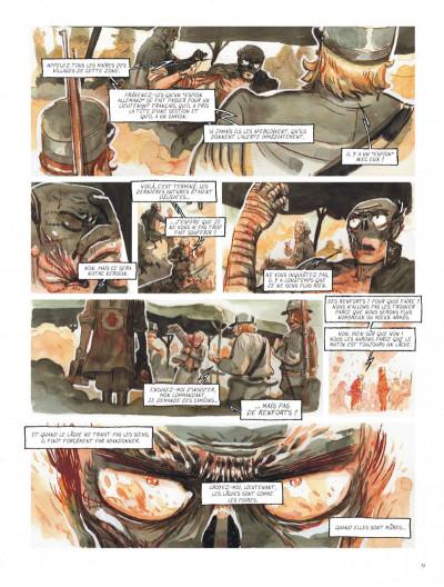Page 9 Le chant du cygne tome 2