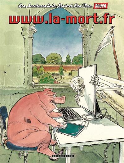 image de Les aventures de la Mort et Lao-Tseu tome 3 - www.la-mort.fr