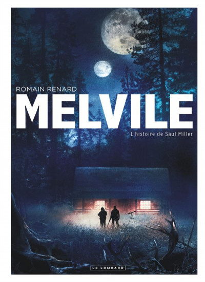 Couverture Melvile tome 2
