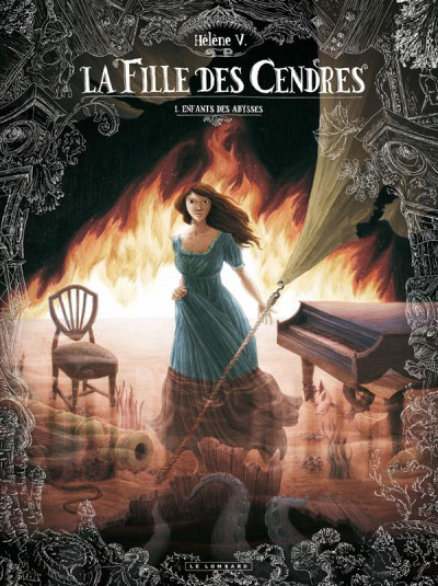 image de La fille des cendres tome 1 - Enfants des abysses