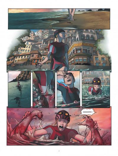 Page 3 Les prométhéens tome 2