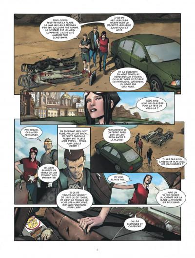 Page 5 Les prométhéens tome 2