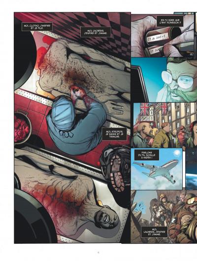 Page 6 Les prométhéens tome 2