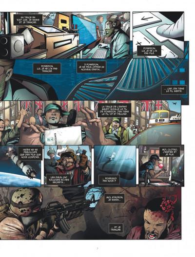 Page 7 Les prométhéens tome 2