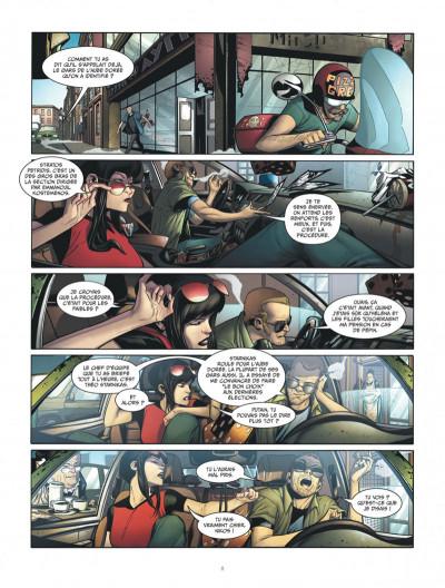 Page 8 Les prométhéens tome 2